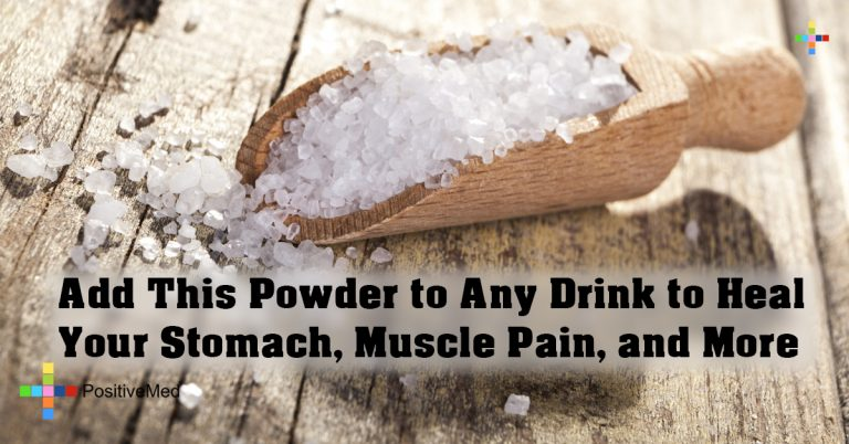 Add This Powder to Any Drink to Heal Your Stomach, Muscle Pain, and More