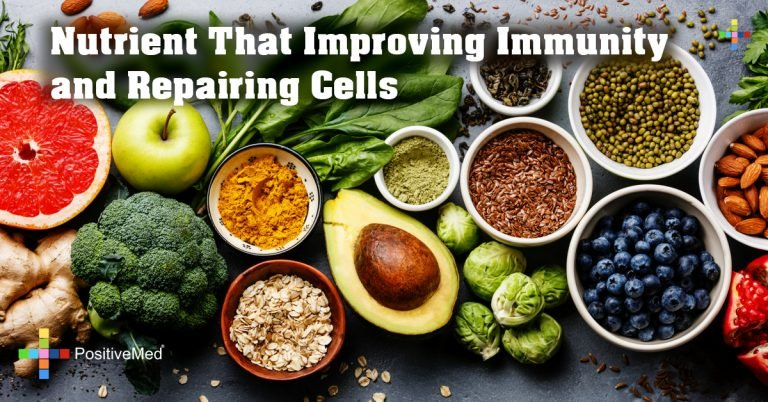 Nutrient That Improving Immunity and Repairing Cells