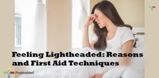 Feeling Lightheaded: Reasons and First Aid Techniques