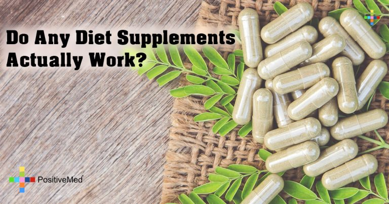 Do Any Diet Supplements Actually Work?
