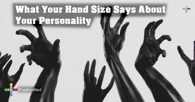 What Your Hand Size Says About Your Personality