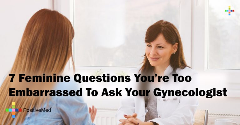7 Feminine Questions You're Too Embarrassed To Ask Your Gynecologist