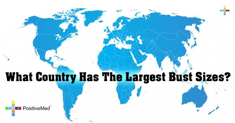What Country Has The Largest Bust Sizes?