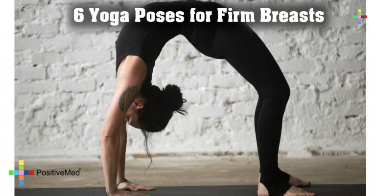 6 Yoga Poses for Firm Breasts
