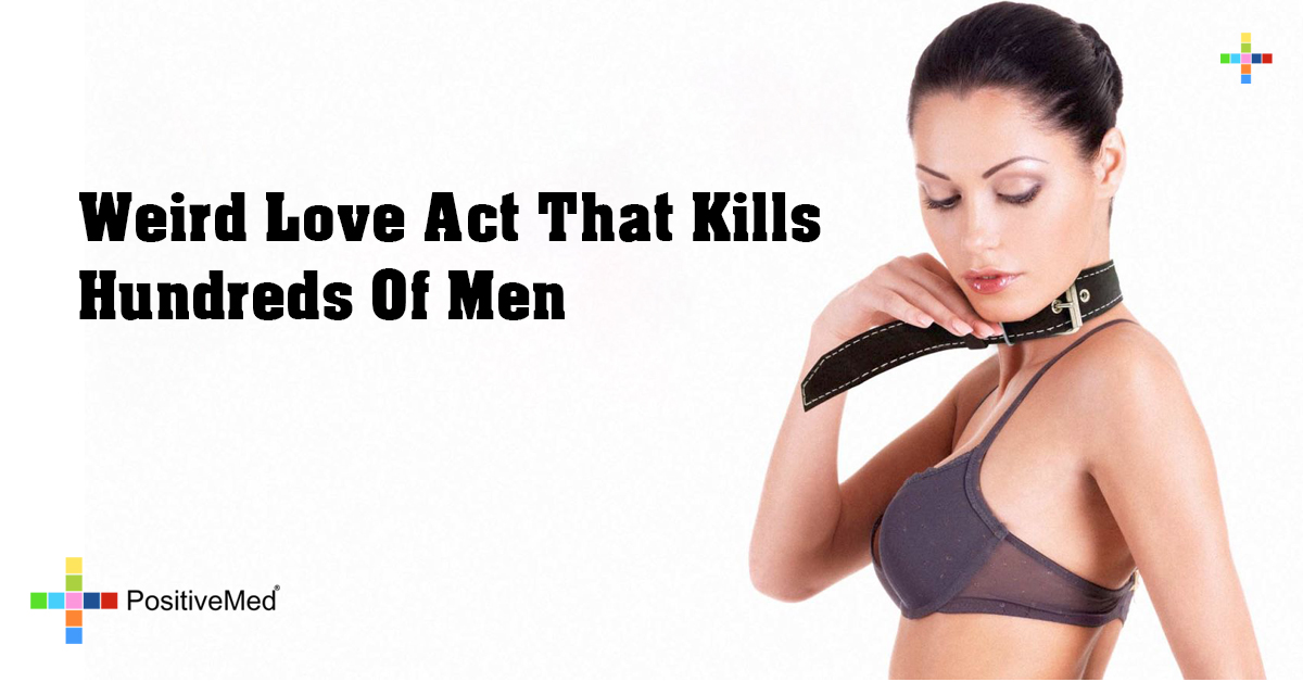 Weird Love Act That Kills Hundreds Of Men