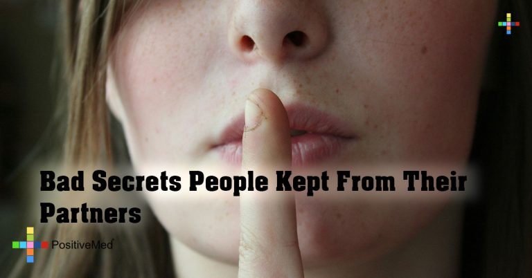 Bad Secrets People Kept From Their Partners