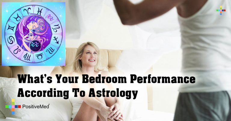 What's Your Bedroom Performance According To Astrology