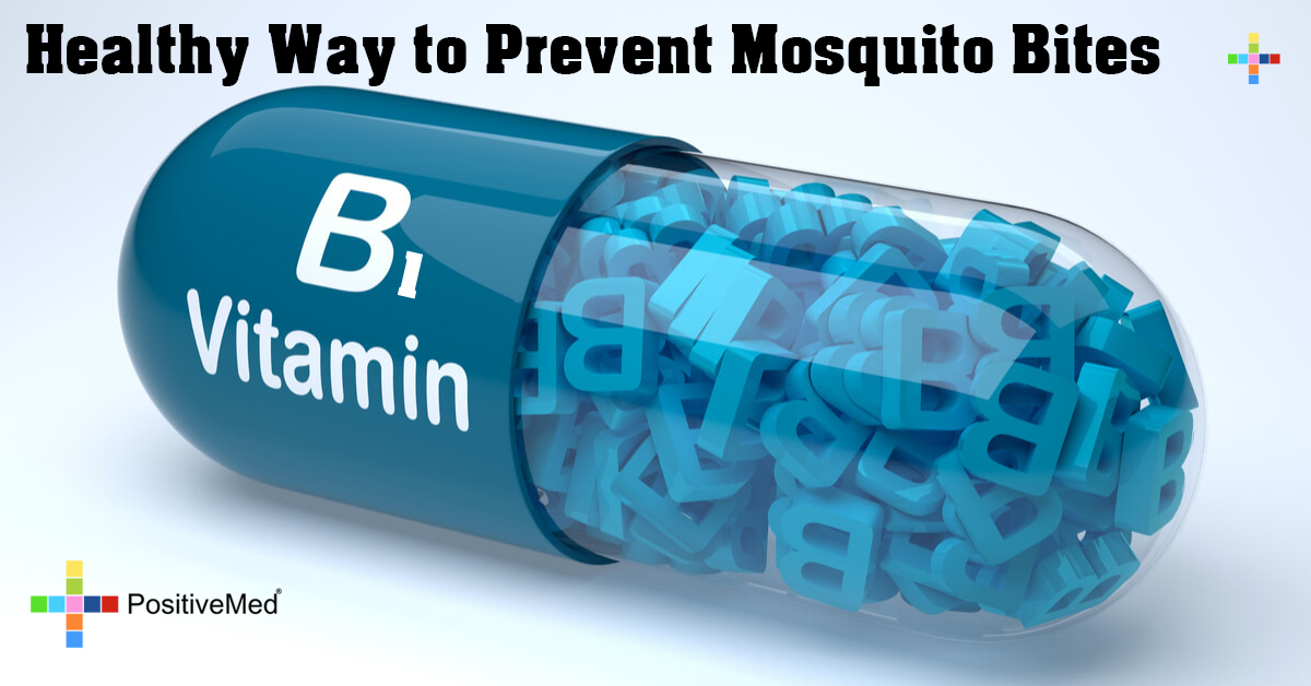 Healthy Way to Prevent Mosquito Bites