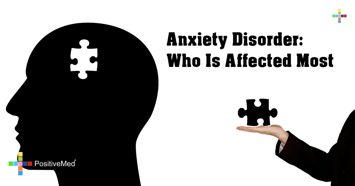 Anxiety Disorder: Who Is Affected Most