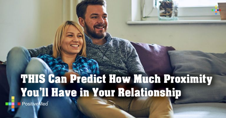 THIS Can Predict How Much Proximity You'll Have in Your Relationship