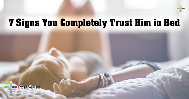 7 Signs You Completely Trust Him in Bed