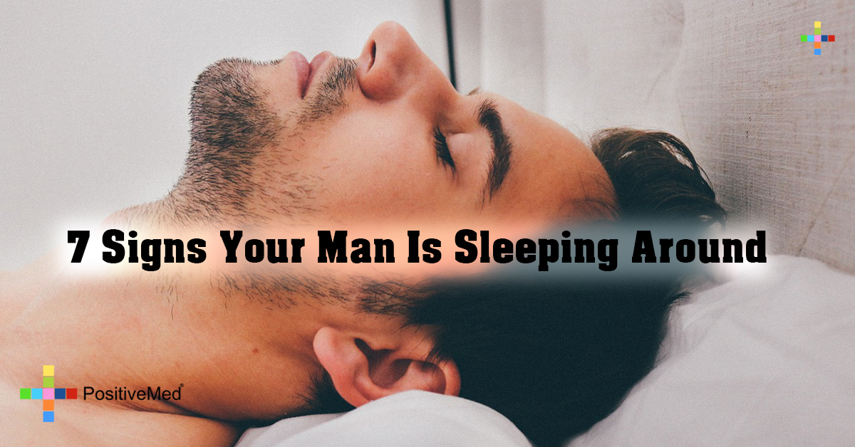 7 Signs Your Man Is Sleeping Around