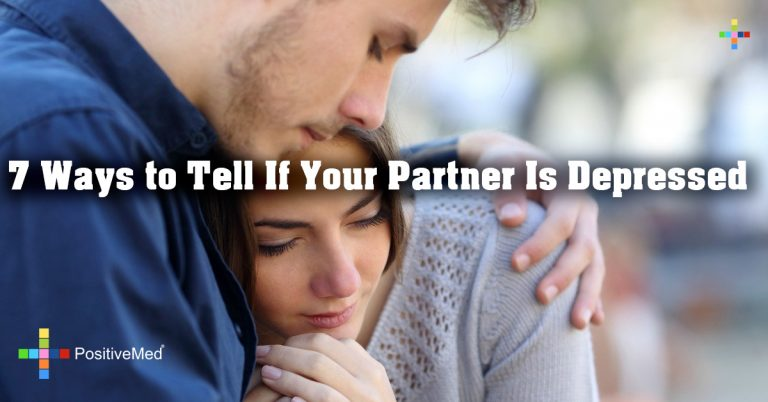 7 Ways to Tell If Your Partner Is Depressed