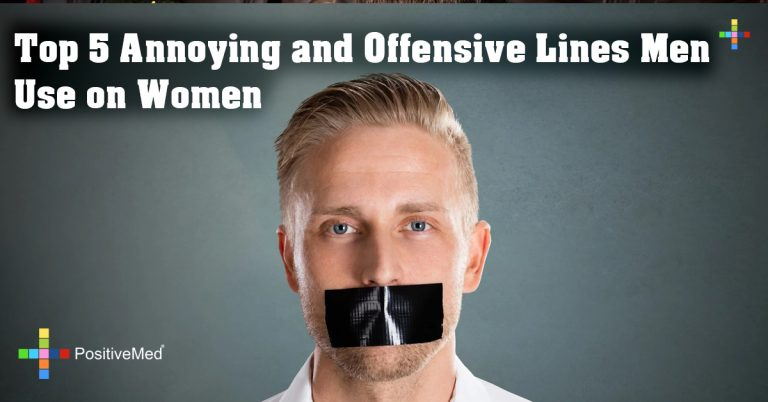 Top 5 Annoying and Offensive Lines Men Use on Women