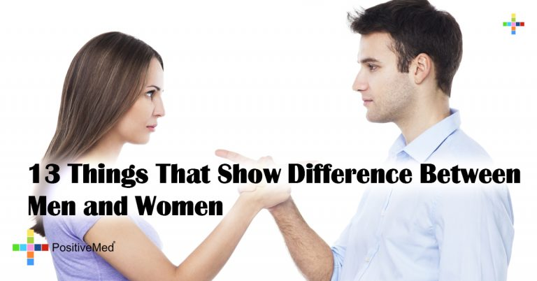 13 Things That Show Difference Between Men and Women