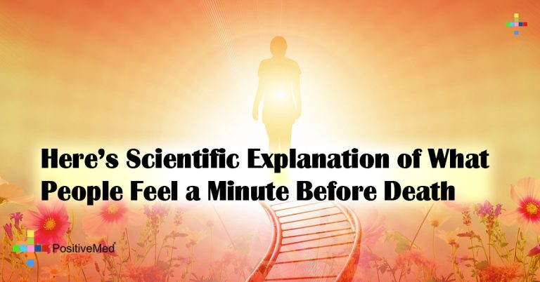 Here's Scientific Explanation of What People Feel a Minute Before Death