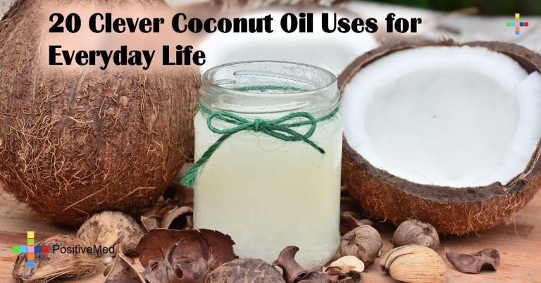 20 Clever Coconut Oil Uses for Everyday Life