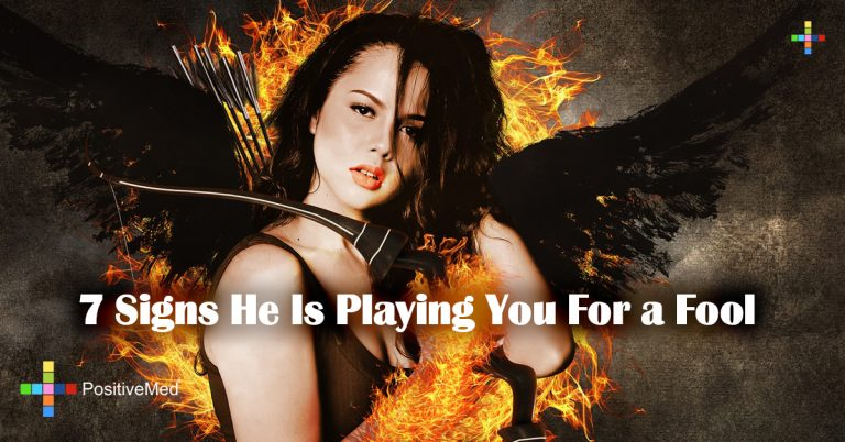 7 Signs He Is Playing You For a Fool