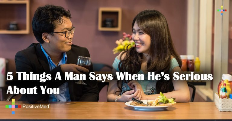 5 Things A Man Says When He's Serious About You