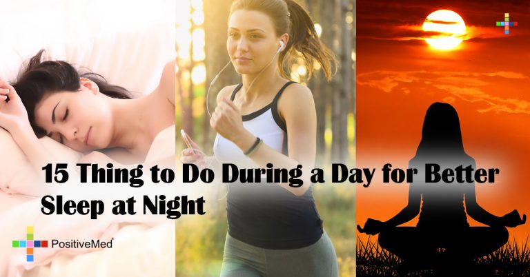 15 Thing to Do During a Day for Better Sleep at Night