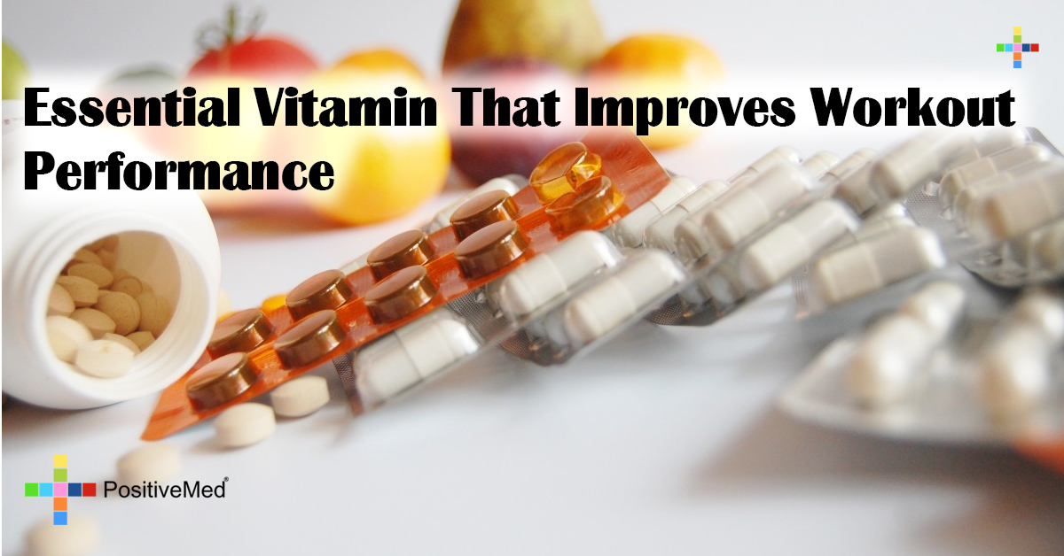 Essential Vitamin That Improves Workout Performance
