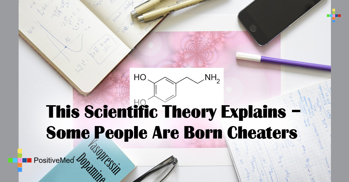 This Scientific Theory Explains - Some People Are Born Cheaters