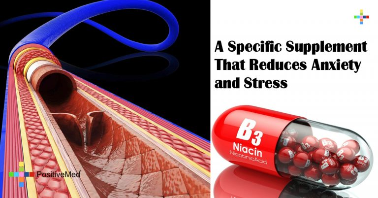 A Specific Supplement That Reduces Anxiety and Stress
