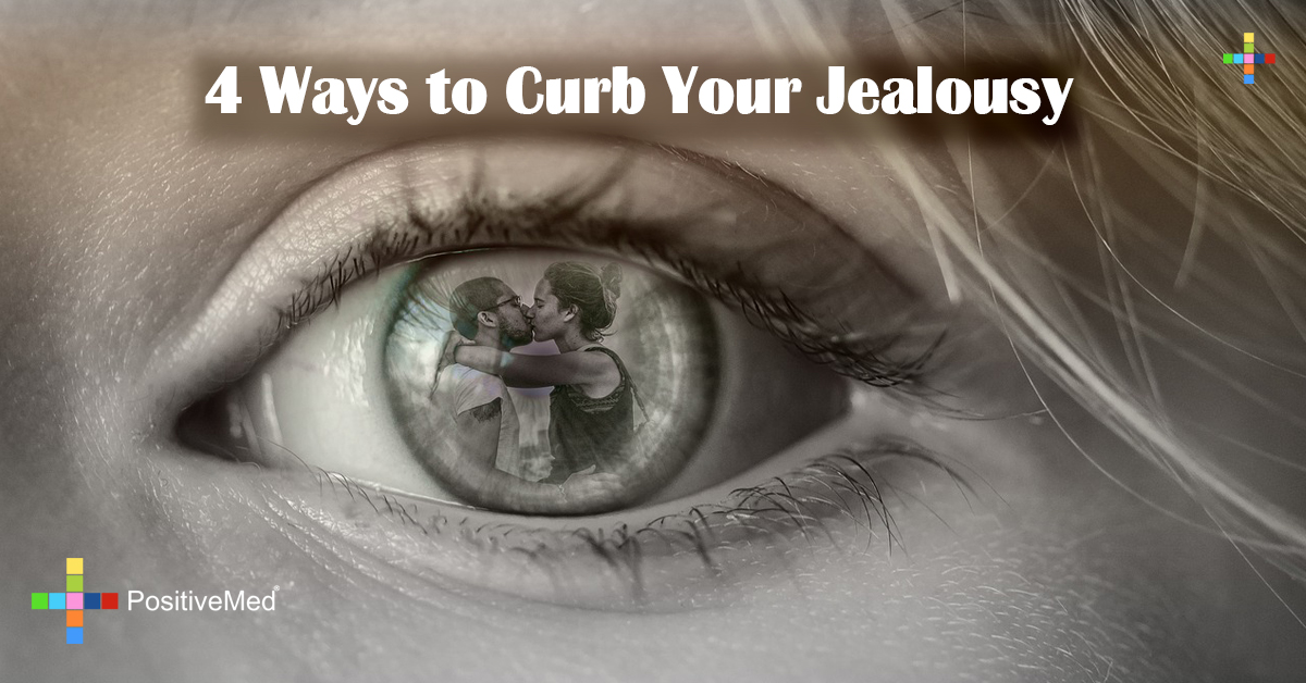 4 Ways to Curb Your Jealousy