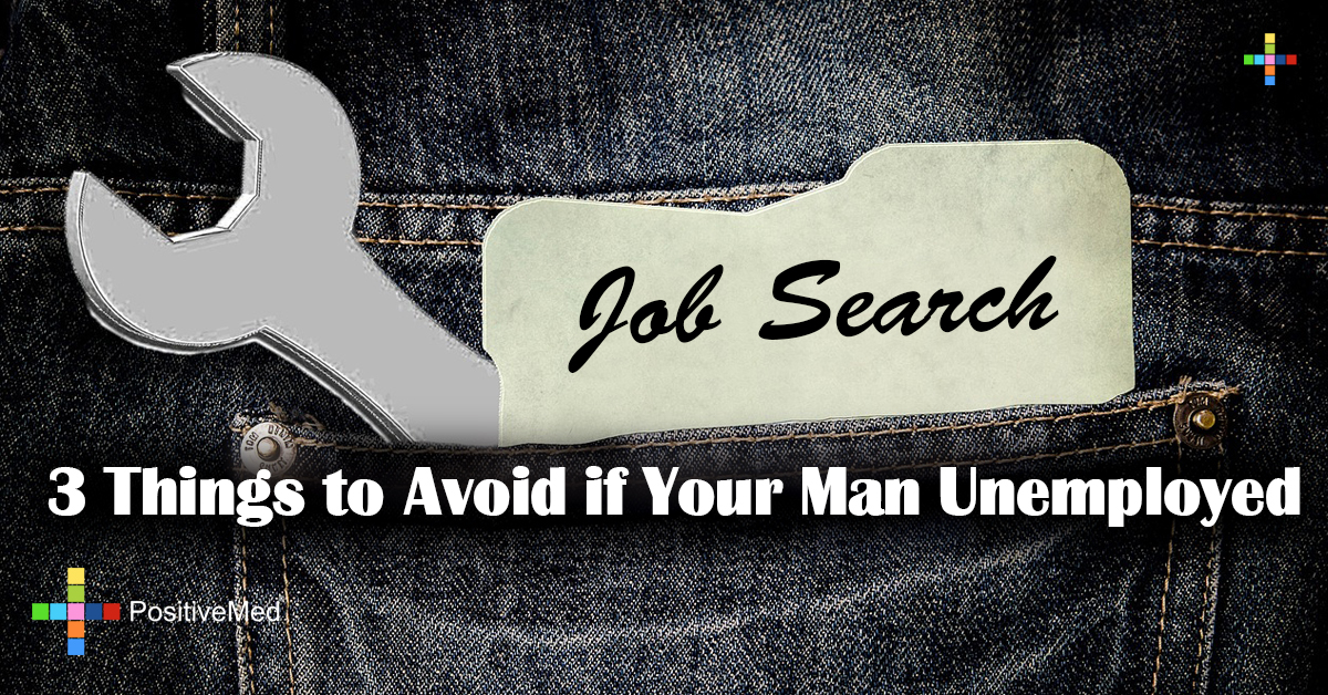 3 Things to Avoid if Your Man Unemployed