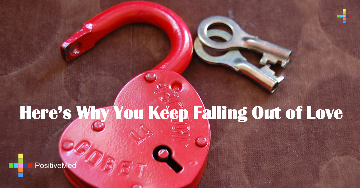 Here's Why You Keep Falling Out of Love