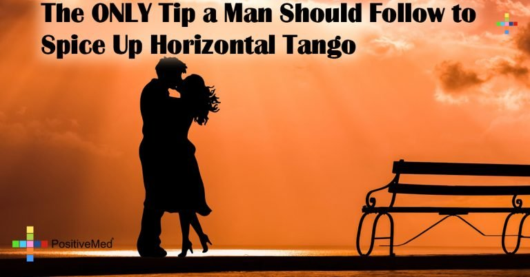 The ONLY Tip a Man Should Follow to Spice Up Horizontal Tango