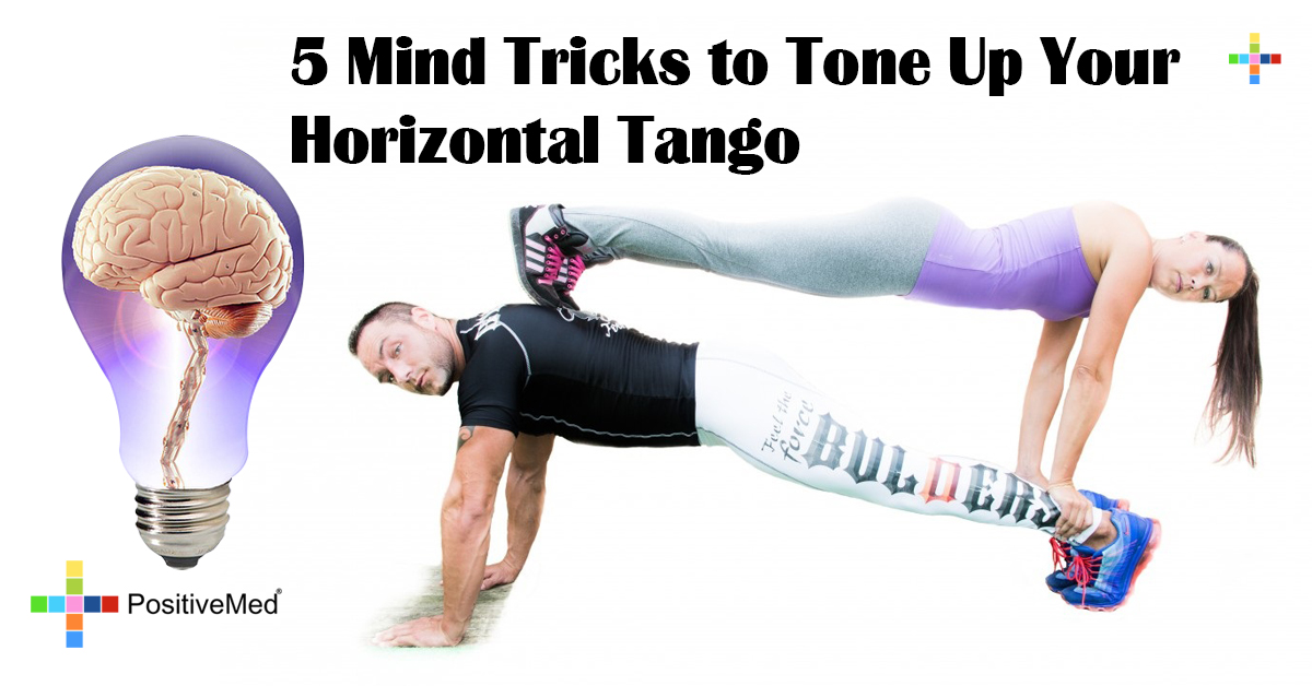 5 Mind Tricks to Tone Up Your Horizontal Tango
