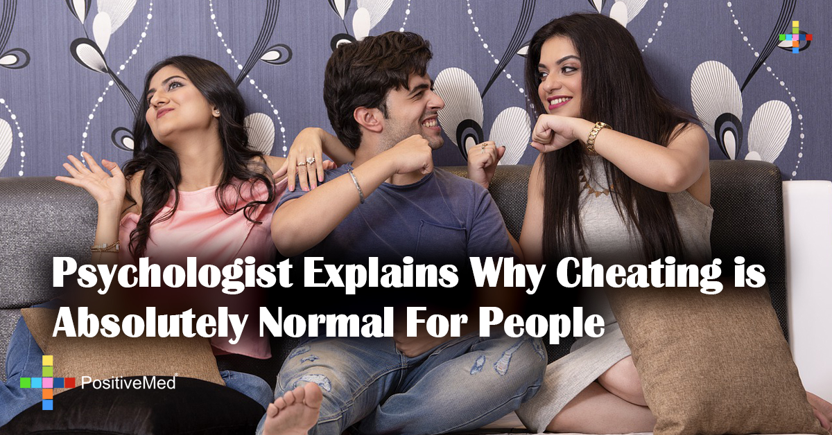 Psychologist Explains Why Cheating is Absolutely Normal For People