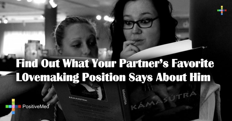 Find Out What Your Partner's Favorite L0vemaking Position Says About Him
