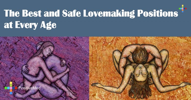 The Best and Safe Lovemaking Positions at Every Age