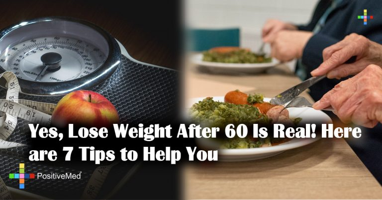 Yes, Lose Weight After 60 Is Real! Here are 7 Tips to Help You