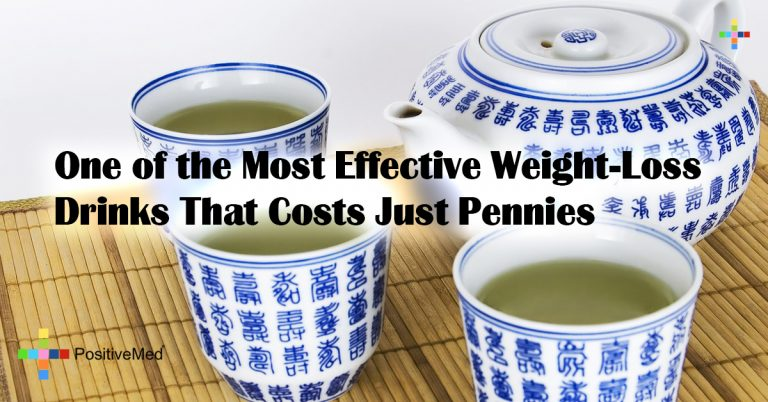 One of the Most Effective Weight-Loss Drinks That Costs Just Pennies