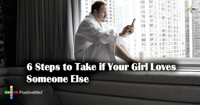 6 Steps to Take if Your Girl Loves Someone Else