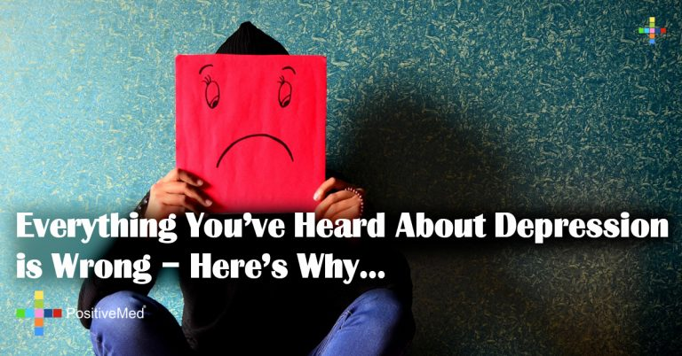 Everything You've Heard About Depression is Wrong – Here's Why…
