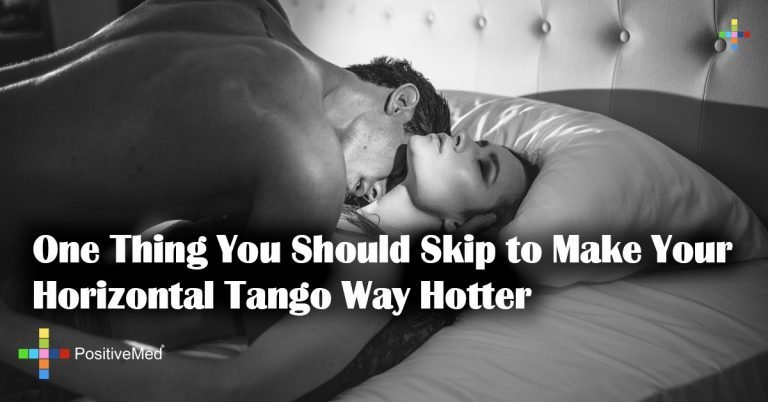 One Thing You Should Skip to Make Your Horizontal Tango Way Hotter