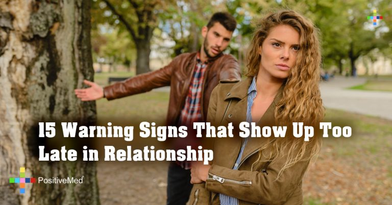 15 Warning Signs That Show Up Too Late in Relationship