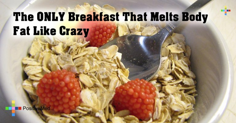 The ONLY Breakfast That Melts Body Fat Like Crazy