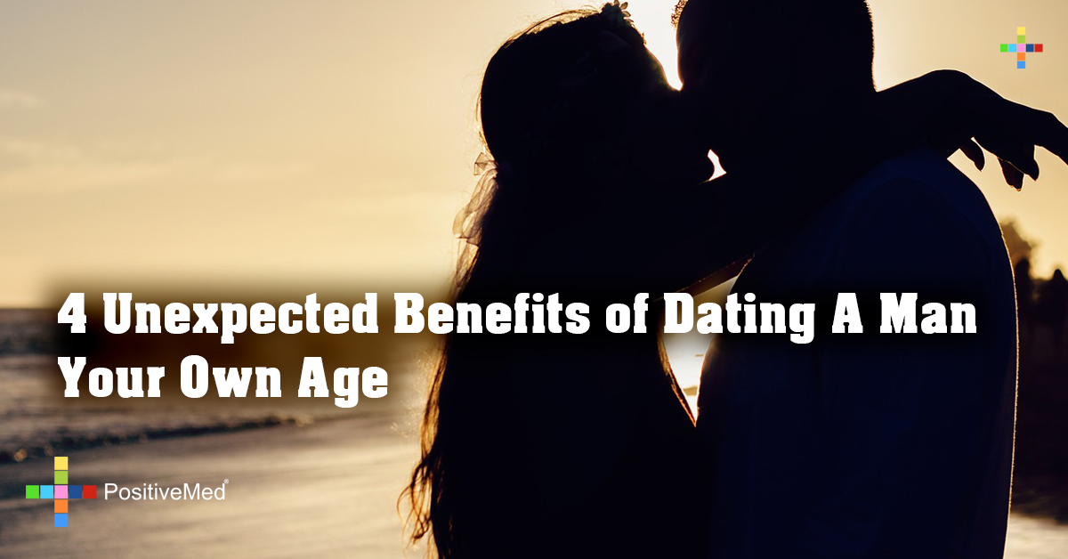 4 Unexpected Benefits of Dating A Man Your Own Age