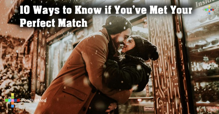 10 Ways to Know if You've Met Your Perfect Match