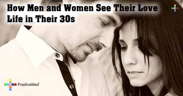 How Men and Women See Their Love Life in Their 30s