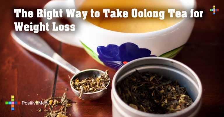 The Right Way to Take Oolong Tea for Weight Loss