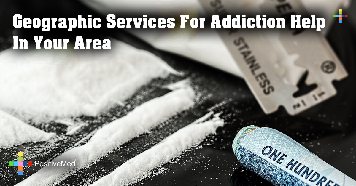 Geographic Services For Addiction Help In Your Area