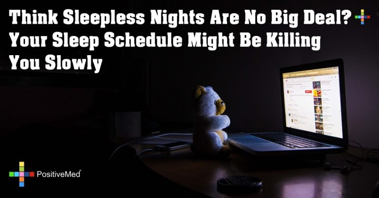 Think Sleepless Nights Are No Big Deal? Your Sleep Schedule Might Be Killing You Slowly