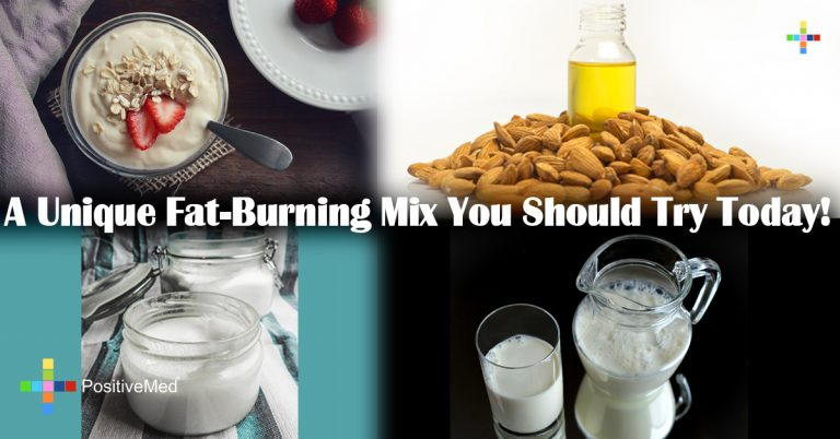 A Unique Fat-Burning Mix You Should Try Today!