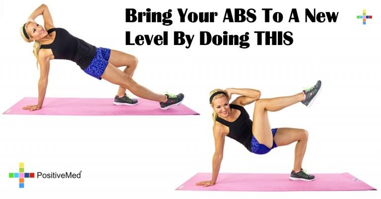 Bring Your ABS To A New Level By Doing THIS